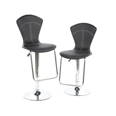 Wildon Home ® Petal Gas Lift Swivel Barstool
