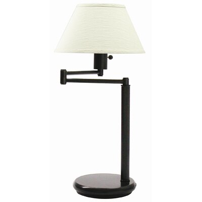 House of Troy Home Office  Swing Arm Desk Lamp in Oil Rubbed Bronze