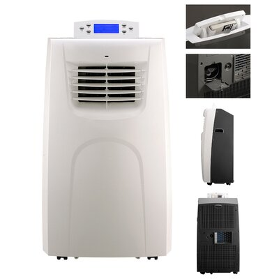 Amico Power Corp Shinco 14,000 BTU Portable Air Conditioner with Remote