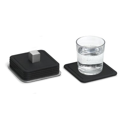 Blomus Trayan Square Coasters, Set of Six