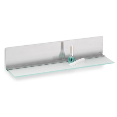 Blomus Nexio Glass Shelf by Stotz Design
