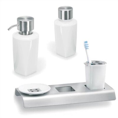 Blomus Liquo Bathroom Accessories Set