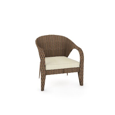 dCOR design Harrison Patio Chairs with Cushion