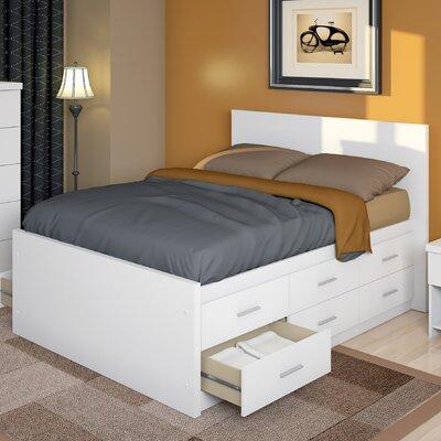 Atlantic Furniture Bordeaux Storage Platform Bed Amp Reviews