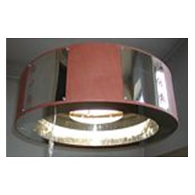Wemi Light Drum Flush Mount Ceiling Light