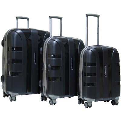 CalPak Rapture 3 Piece Hardside Luggage Set