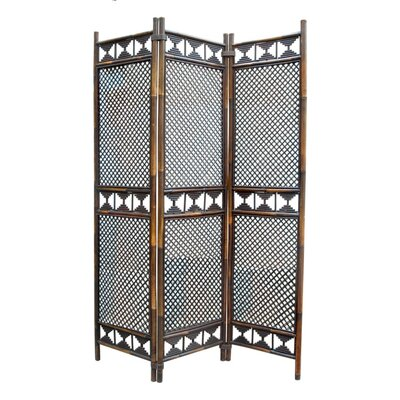Crestview Collection Floor Screen