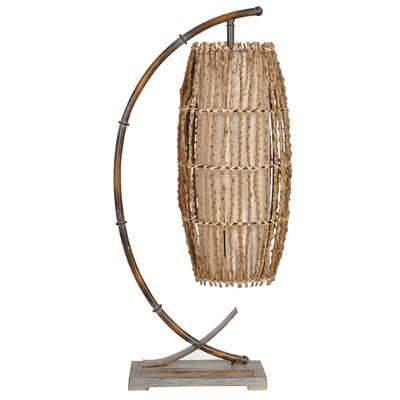 Crestview Collection Baja Downbridge 1 Light Table Lamp