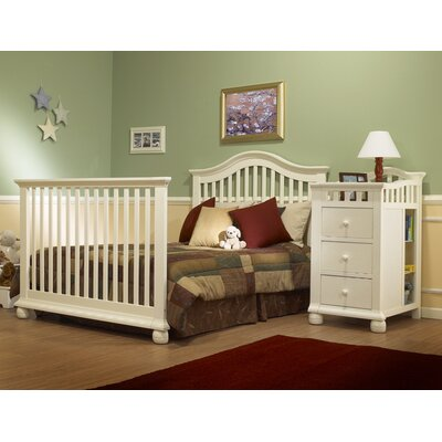 Sorelle Full Size Bed Conversion Rail Kit