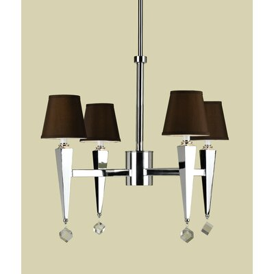 Margo 4 Light Chandelier