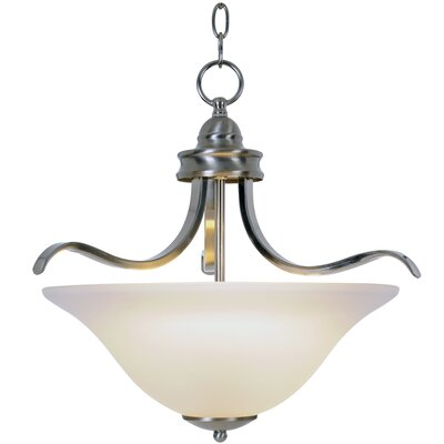 AF Lighting Sanibel 1 Light Inverted Pendant