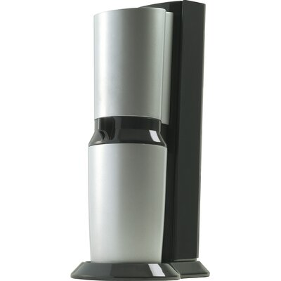 SodaStream Crystal Starter Kit in Black / Silver