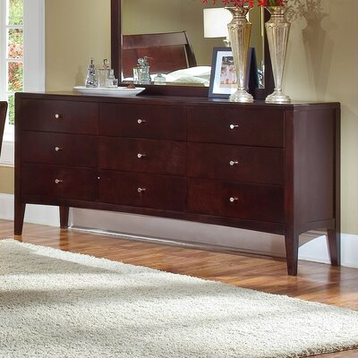 Ligna Furniture Avalon 9 Drawer High Dresser