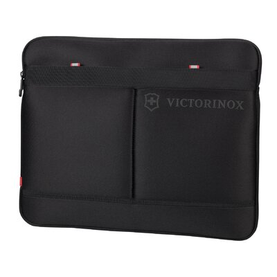 Victorinox Travel Gear Lifestyle Accessories 3.0 Medium Zip-Around Laptop Sleeve in Black
