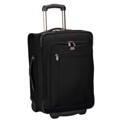"Victorinox Travel Gear Mobilizer NXT 5.0 20"" Extra-Capacity Rolling Carry On"