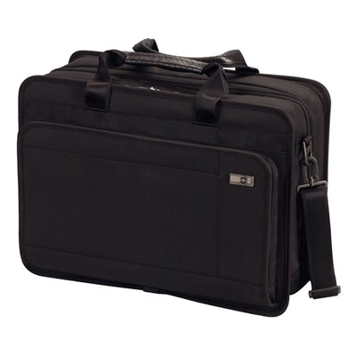 "Victorinox Travel Gear Architecture® 3.0 Parliament 17"" Laptop Brief in Black"