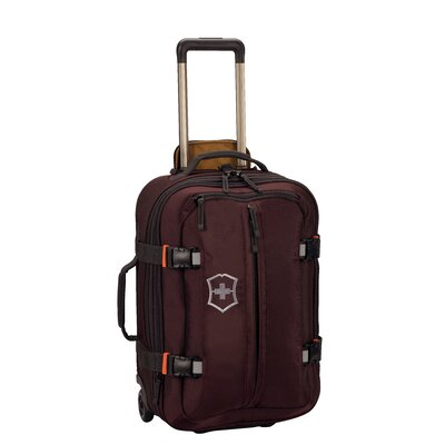 "Victorinox Travel Gear CH-97 2.0 22"" Expandable Rolling U.S. Carry On"