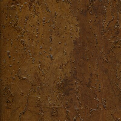 "US Floors Natural Cork New Dimensions 17-1/2"" Locking Engineered Floating Cork Flooring in Rustico"
