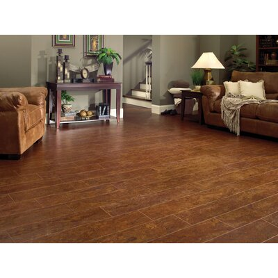 "US Floors Natural Cork New Dimensions 7-9/32"" Locking Engineered Floating Cork in Corte"