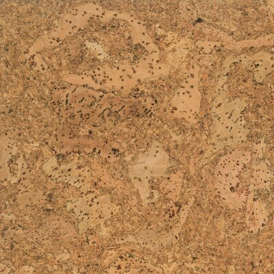 "US Floors Natural Cork Glue Down Parquet Tiles 12"" Homogeneous Cork in Douro Matte"