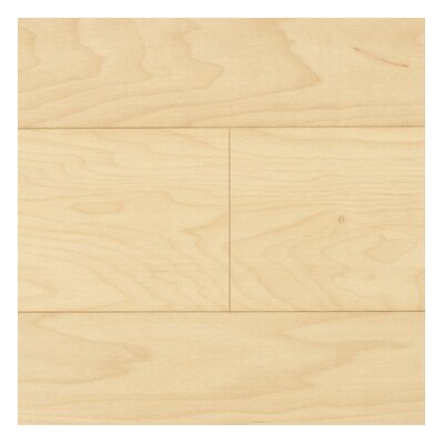 "Columbia Flooring Wilson 5"" Engineered Maple Flooring in Natural"