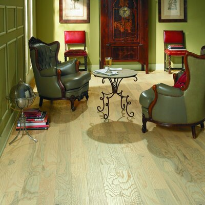 "Columbia Flooring Amelia 5"" Solid Hardwood Ash in Ivory"
