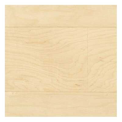 "Columbia Flooring Chase 5"" Engineered Hickory Flooring in Natural"
