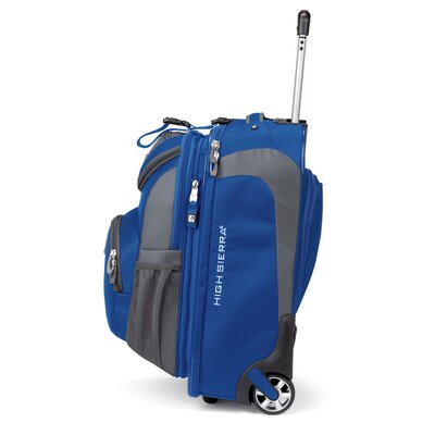 "High Sierra ATGO 22"" Rolling BackPack"