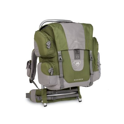 High Sierra Badger 40 External Frame Backpack