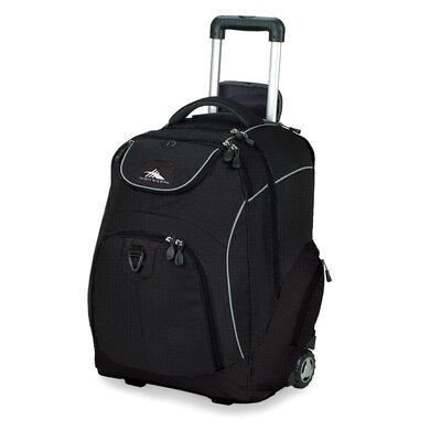 "High Sierra 21"" Powerglide Wheeled Book Bag"
