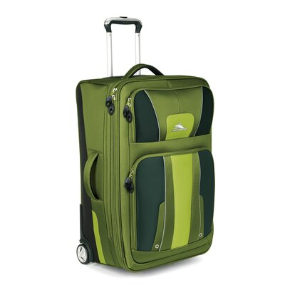 "High Sierra Evolution 25"" Wheeled Upright Suitcase"