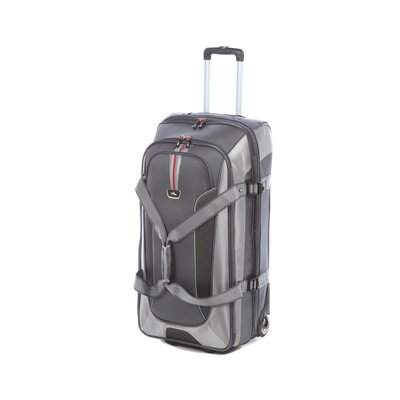 "High Sierra AT6 32"" 2-Wheeled Expandable Travel Duffel"