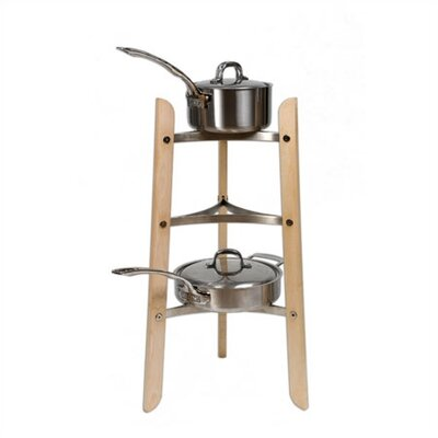 J.K. Adams Cookware Standing Pot Rack
