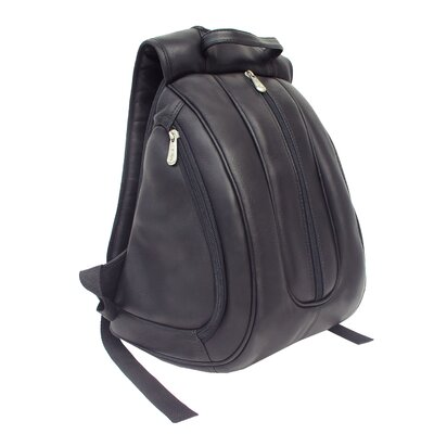 Piel Leather Moon Shaped Backpack