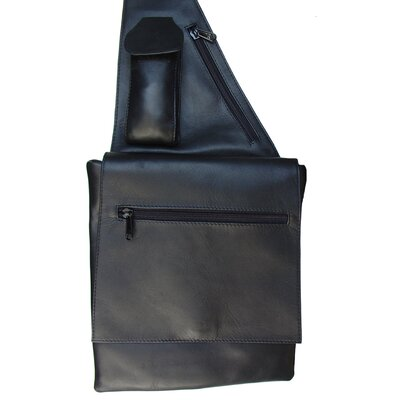 Piel Leather Slim Line Ladies Bag