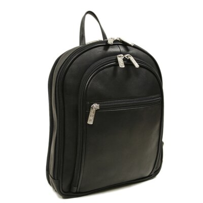 Entrepreneur Small Multi-Compartment Backpack in Black