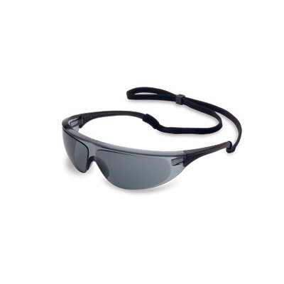 Dalloz Safety Millennia Sport™ Safety Glasses With TSR Gray Lens And Black Frame