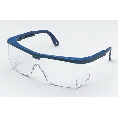 Dalloz Safety Spartan® Safety Glasses With Black Frame And Gray Ultradura® Lens