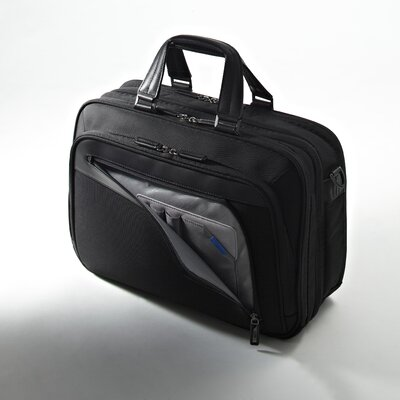 Zero Halliburton Profile Computer Brief Case