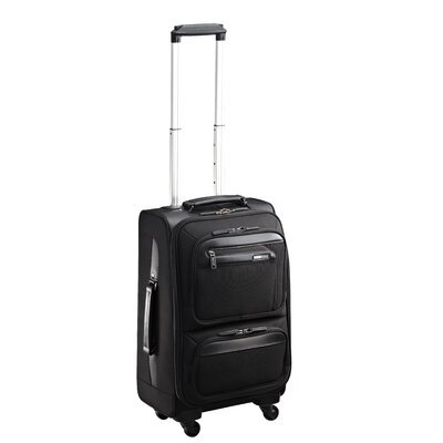 "Zero Halliburton Profile 21.5"" Spinner Carry-on Suitcase"