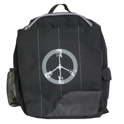 Diaper Dude Little Dude Guitar Peace Backpack