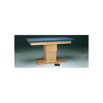 Skillbuilders Electric Hi-Lo Upholstered Treatment Table
