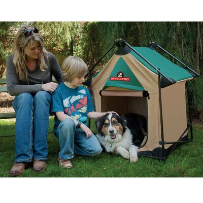 Lucky Dog Dawg-e-Tent