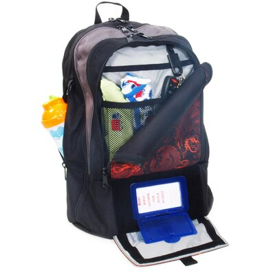 DadGear Basic Backpack Diaper Bag