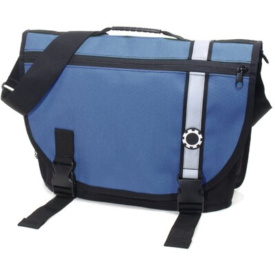 DadGear Retro Stripe Courier Diaper Bag