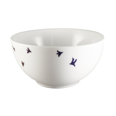 Ink Dish December Cereal Bowl