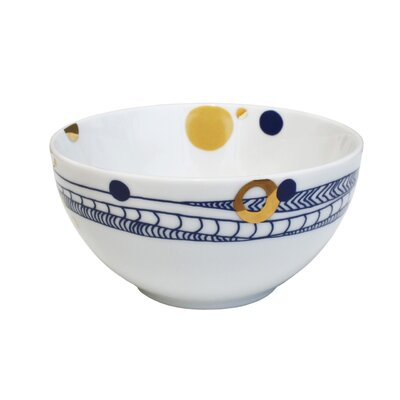 Ink Dish Basket Cereal Bowl
