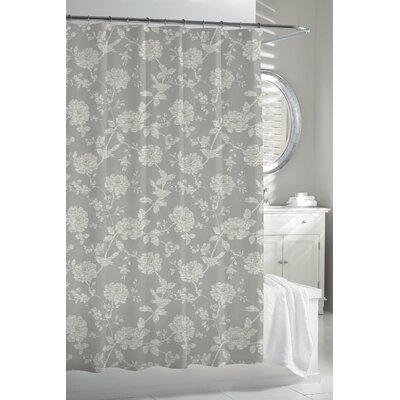 Kassatex Bliss Bird - Cortina Cotton Shower Curtain