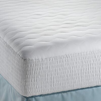 Beautyrest 100% Cotton Down Alternative Dream Loft Mattress Pad