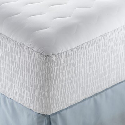 Beautyrest Microfiber Highloft Top Mattress Pad